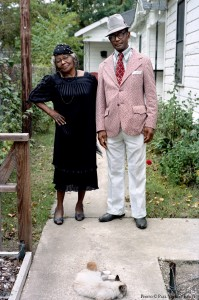 Mrs. and Mr. Manuel Gaines - 1986