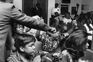Spiritual Revival at Second Pleasant Grove Baptist Church -0- 1986