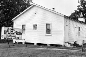 Spiritual Revival at Second Pleasant Grove Baptist Church -1- 1986