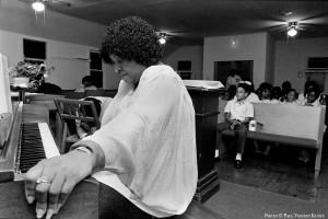 Spiritual Revival at Second Pleasant Grove Baptist Church -3- 1986