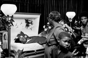 Wake for James Ezekial Mathis Sr. - Johnson Funeral Home - 1986