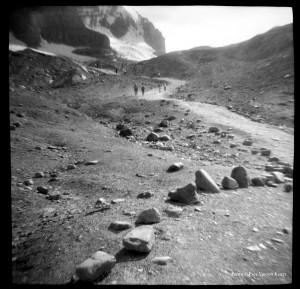 Banff Icefields - Canada  8-2002
