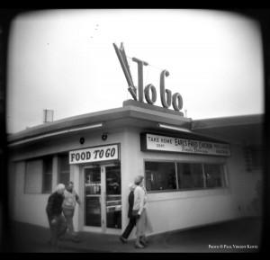 Earl Abel's Restaurant - San Antonio TX  2-1999