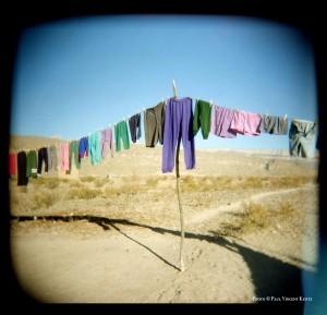 Laundry - Boquillas Mexico  3-2000