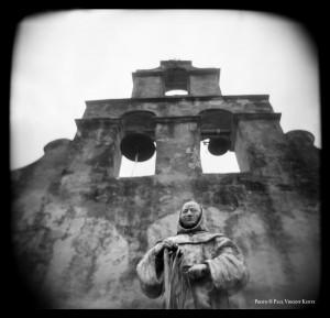 Mission San Juan Capistrano - San Antonio TX  2-1999